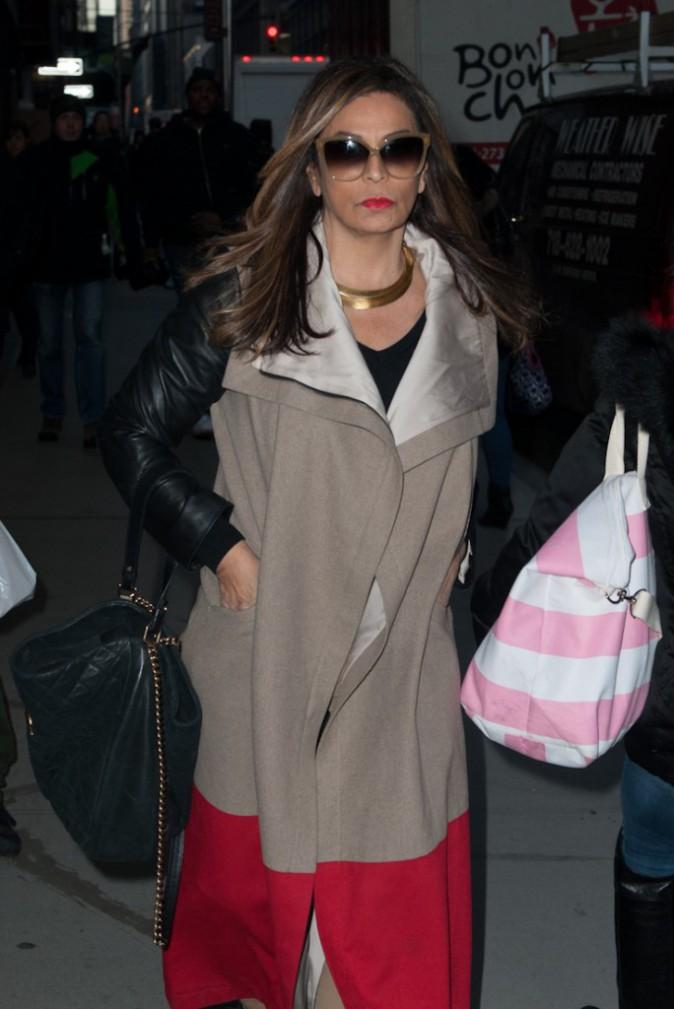 Photos : Tina Knowles : ultra-lookée, à 60 ans, la mère de Beyoncé n'a aucune lecon de style à recevoir de ses filles !