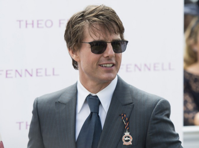 Tom Cruise : apparition royale au tournoi hippique de Goodwood !