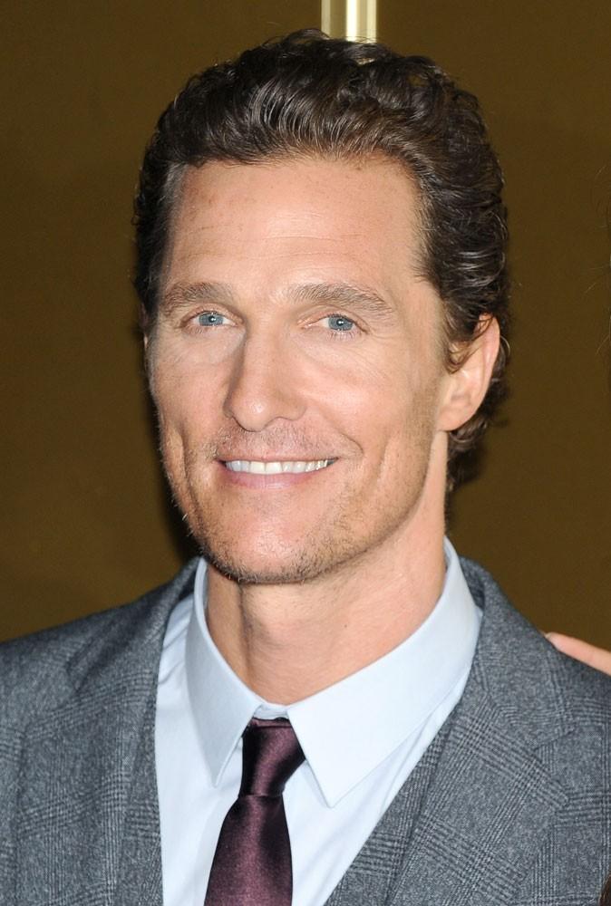 Matthew McConaughey croit au paranormal...