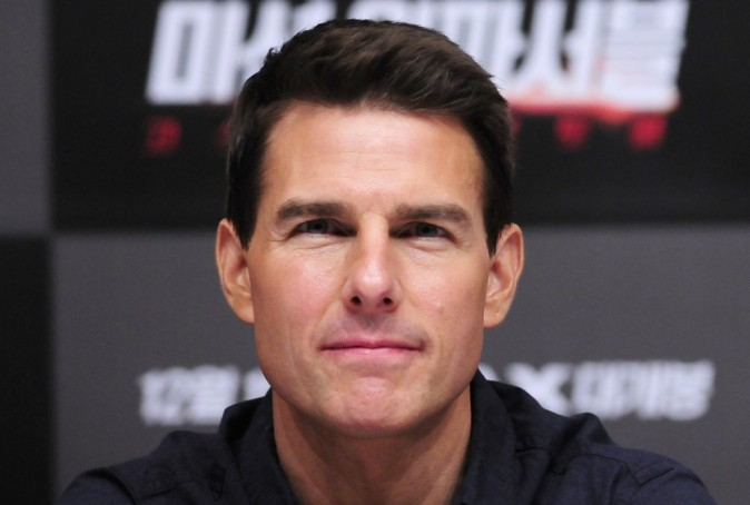 Tom Cruise à son sommet !