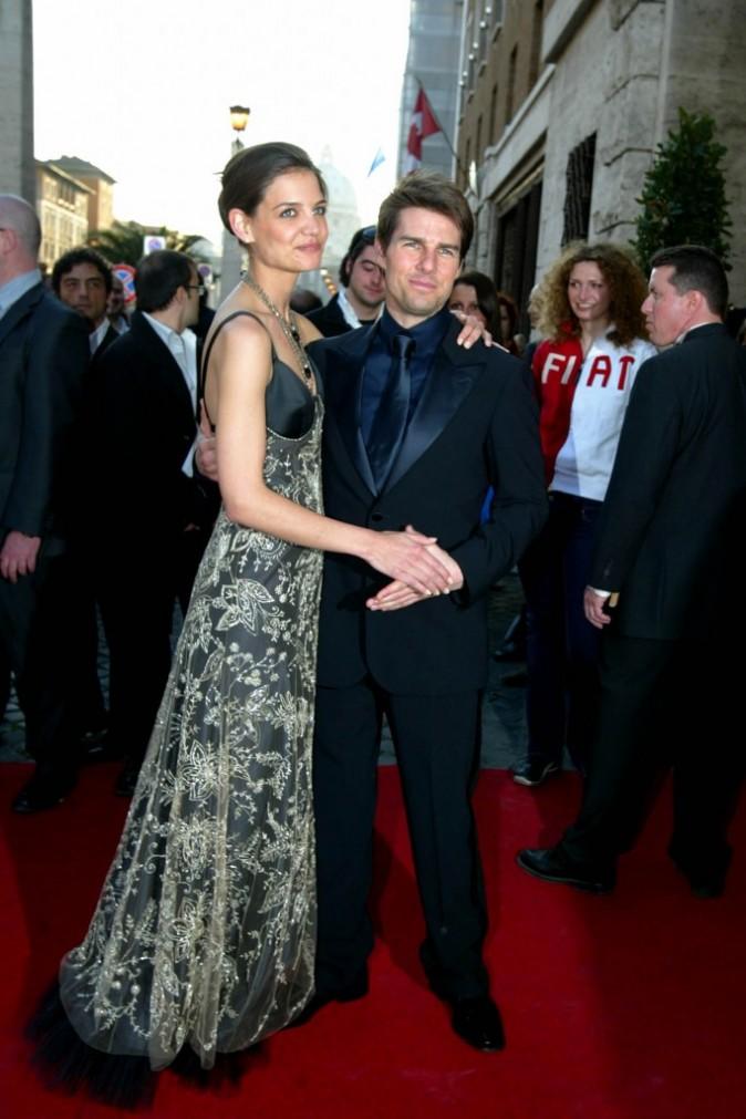 Elle est plus grande que lui !