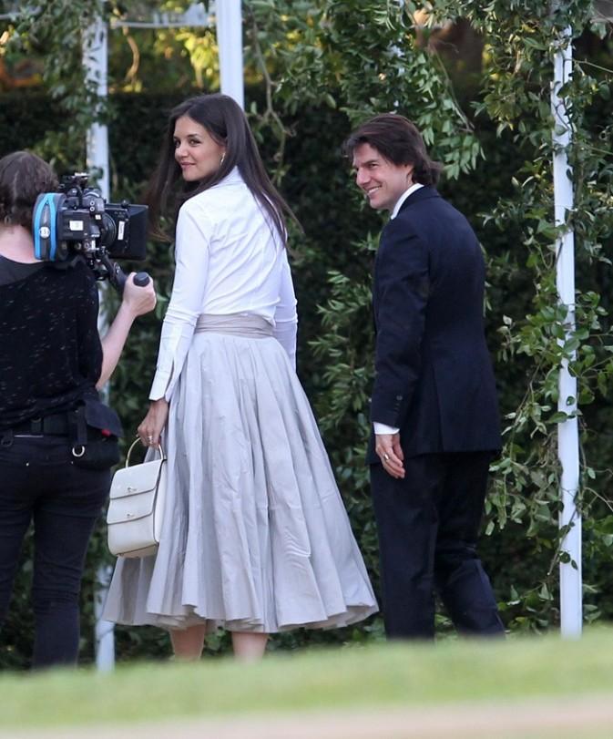 Katie Holmes et Tom Cruise, de plus en plus heureux ?