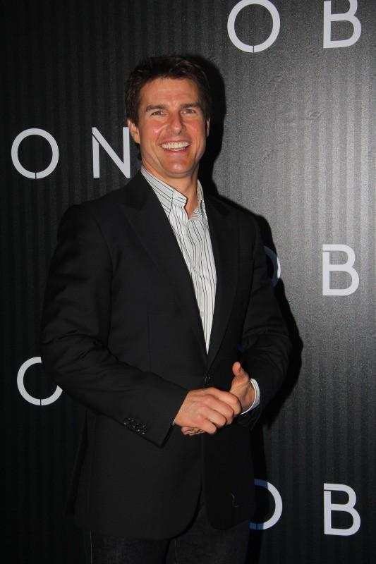 Tom Cruise le 27 mars 2013 à Rio