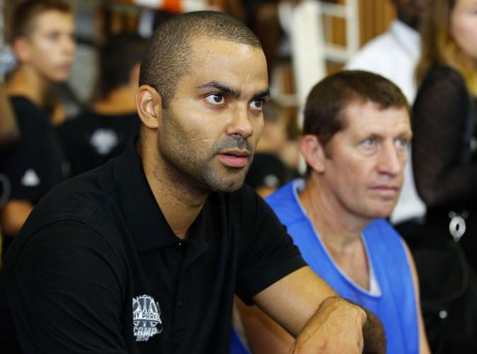 Photos : Tony Parker : au taquet pour entrainer la relève du basket !
