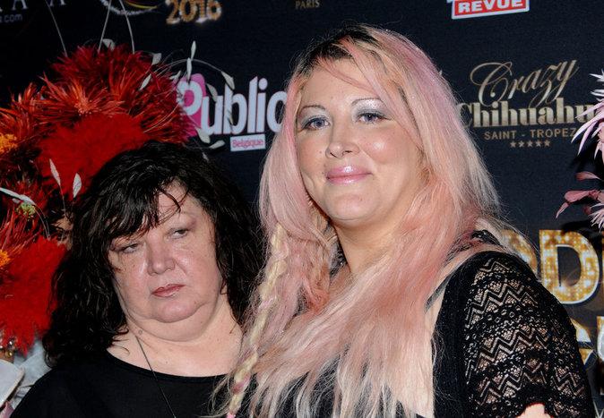 Loanna et sa maman