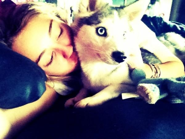 Miley et Ziggy