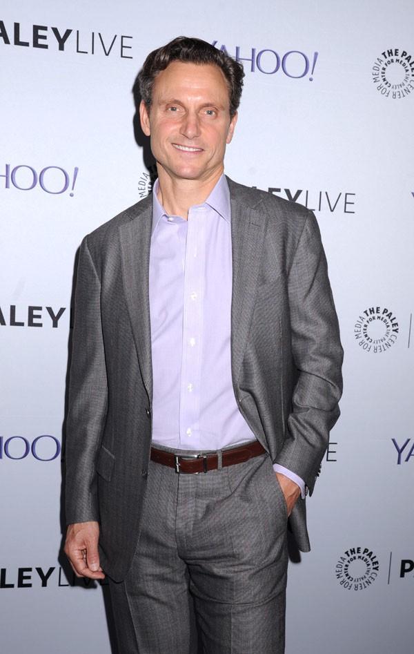 "Tony Goldwyn à la soirée ""Scandal"" organisée le 14 mai 2015 à New-York"