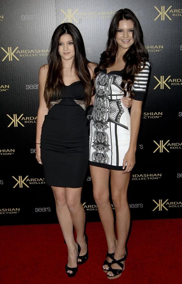 Pas mal du tout Kylie et Kendall !