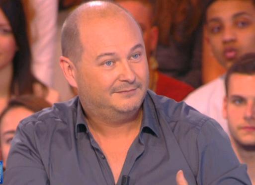 Sébastien Cauet : Animateur du championnat du monde de billes