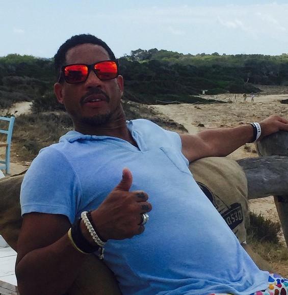 JoeyStarr en vacances à Ibiza !