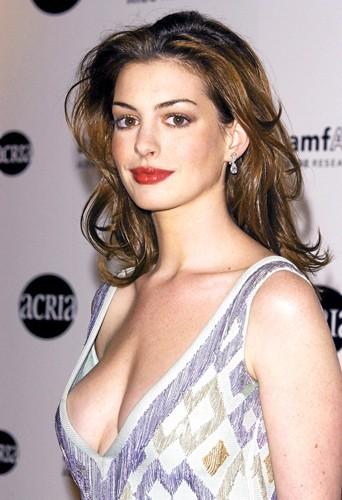 Anne Hathaway a maigri pour un film