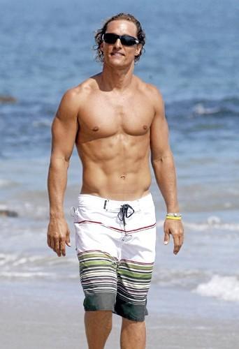 Matthew McConaughey a fondu pour un rôle