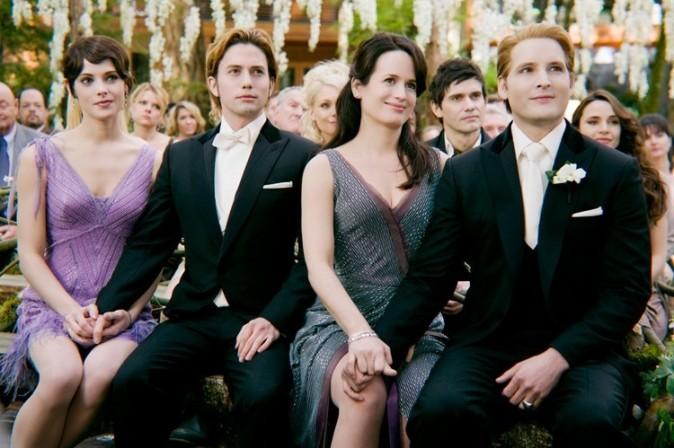 Nouvelle photo du film Twilight Chapitre 4 : Révélation - part 1.