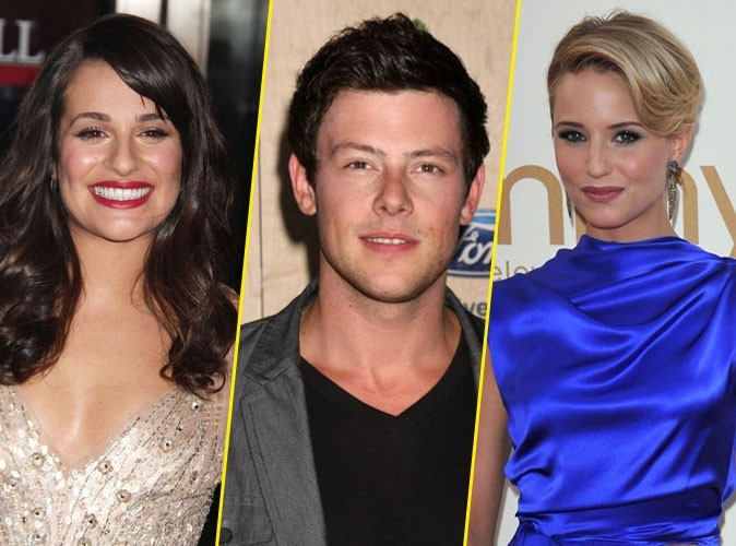 Lea Michele, Cory Monteith, Diana Agron : trois chanteurs hors pair !