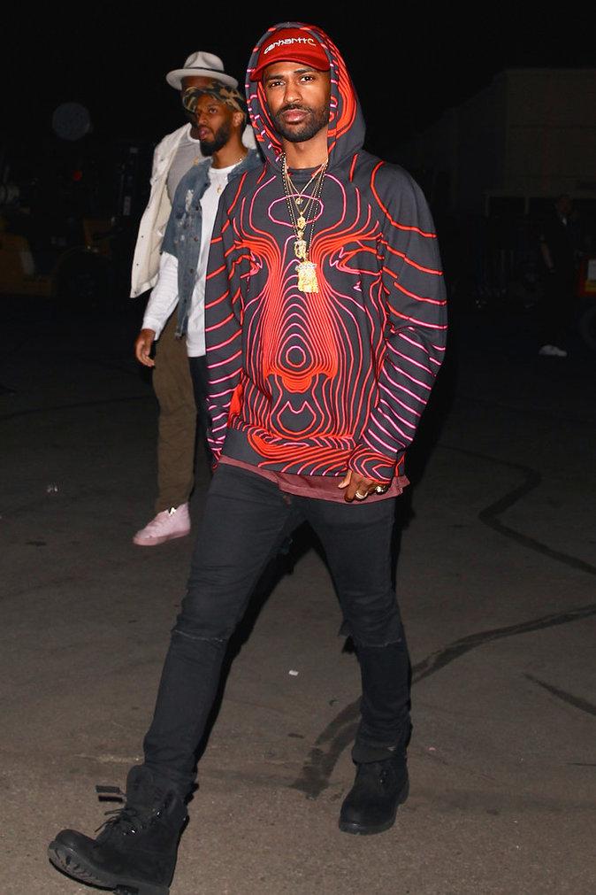Big Sean au concert de Beyoncé à Los Angeles le 15 mai 2016