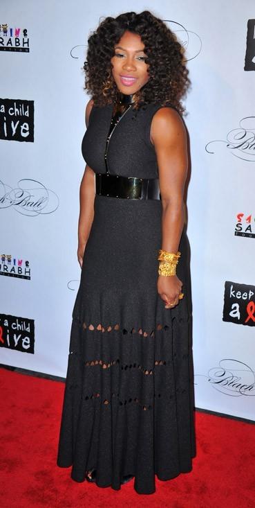 Serena William, ultra-élégante !