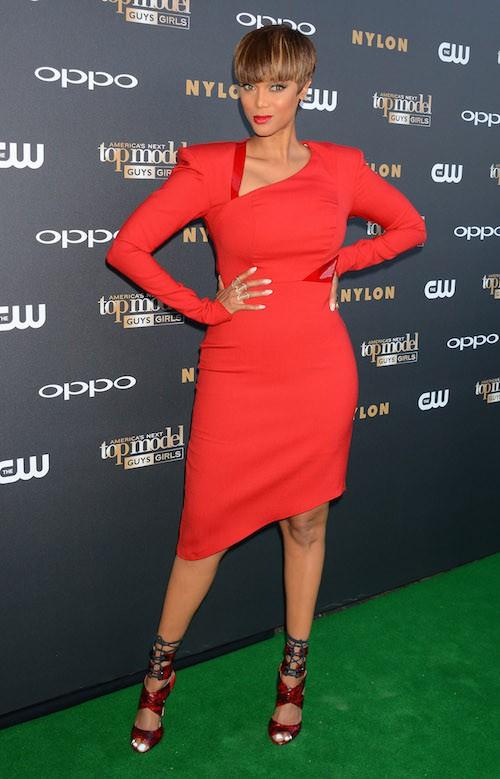 Photos : Tyra Banks : et si l'unique bombe de America's Next Top Model, c'était elle ?