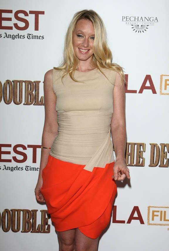 Ludivine Sagnier lors de la première de The Devil's Double à Los Angeles, le 20 juin 2011.