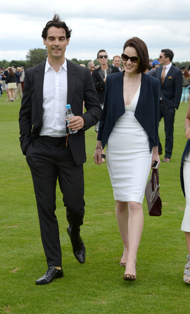 Photos : Une star de Downton Abbey perd son fiancé...