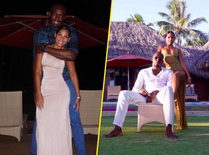 Photos : Usain Bolt : C'est l'amour fou avec sa chérie, Kasi Bennett !