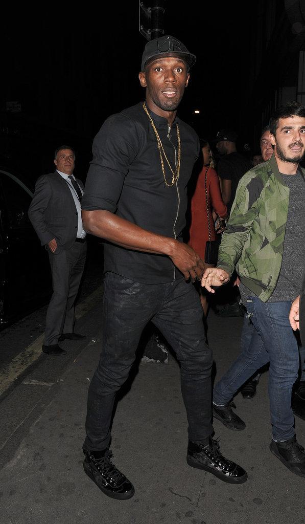 Usain Bolt aime surprendre ses fans !