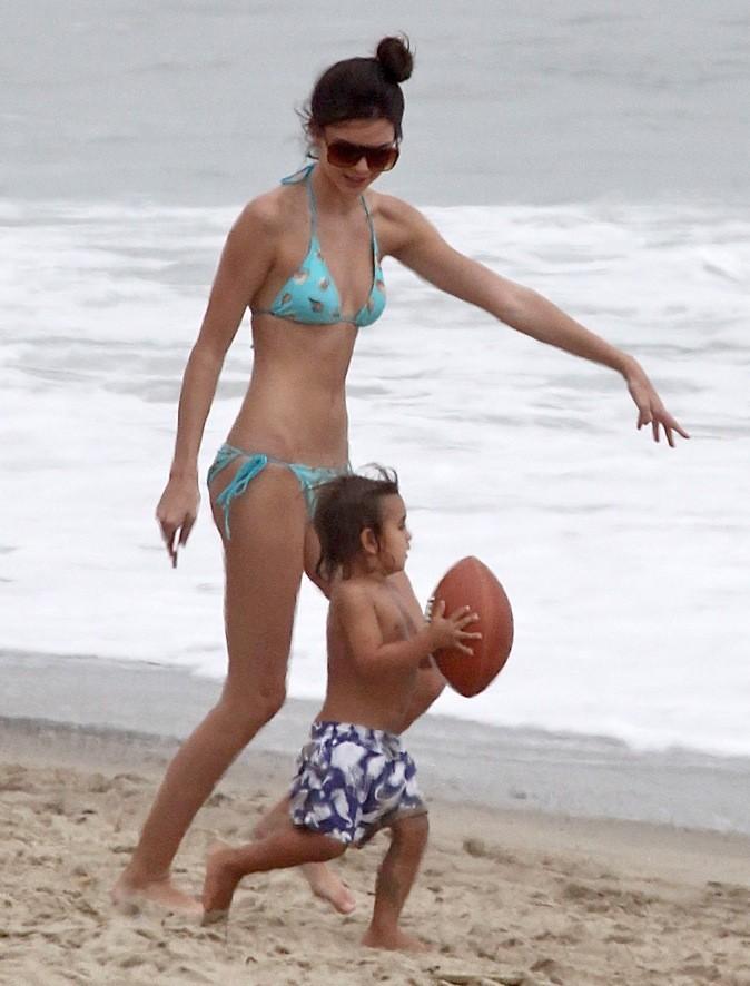 Kendall s'éclate avec son neveu !