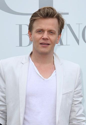 Alex Lutz à Paris le 29 juin 2014