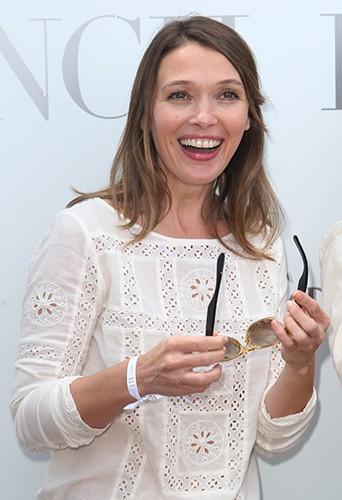 Anne Marivin à Paris le 29 juin 2014