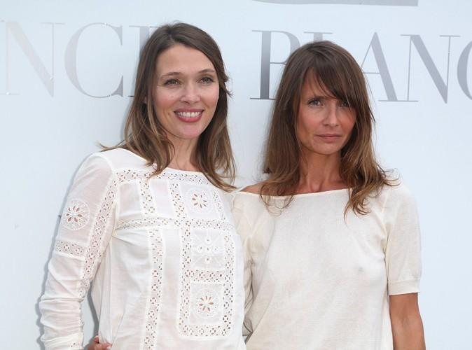 Anne Marivin et Axelle Lafont à Paris le 29 juin 2014
