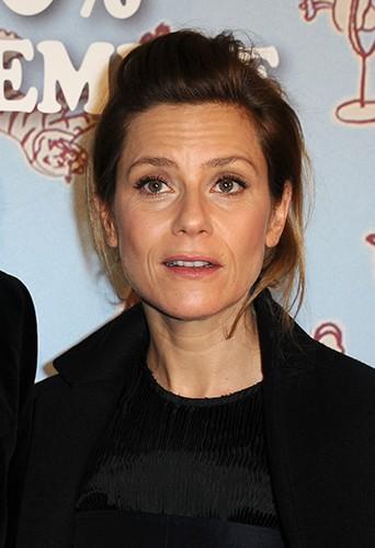 Marina Foïs à Paris le 9 décembre 2013