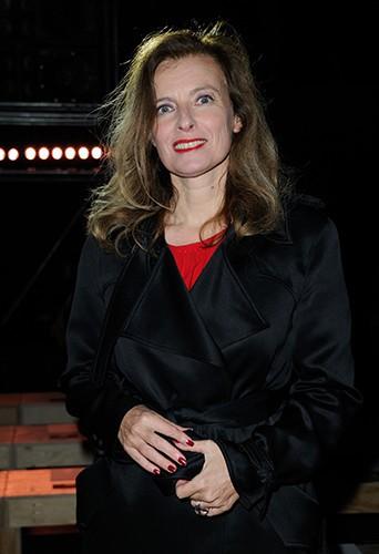 Valérie Trierweiler à Paris le 3 mars 2014