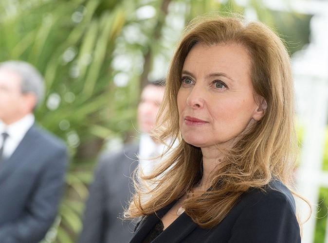 Valérie Trierweiler à Casablanca le 3 avril 2013