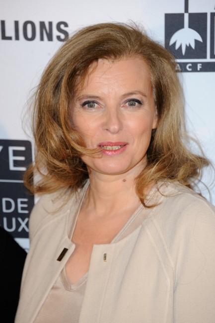 Valérie Trierweiler le 5 décembre 2012 à Paris