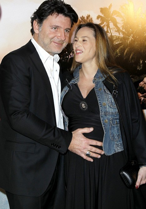 Est ce que Philippe sent bouger le bébé ?