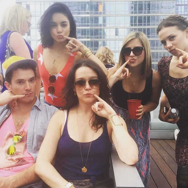 Photos : Vanessa Hudgens : ambiance Spring Break pour le Memorial Day !