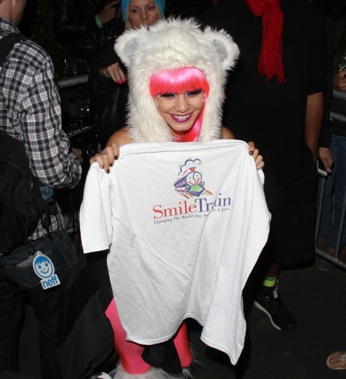 Vanessa Hudgens le 24 mai 2013 à Los Angeles