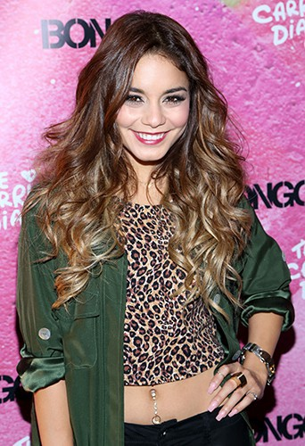 Vanessa Hudgens à New-York le 28 septembre 2013