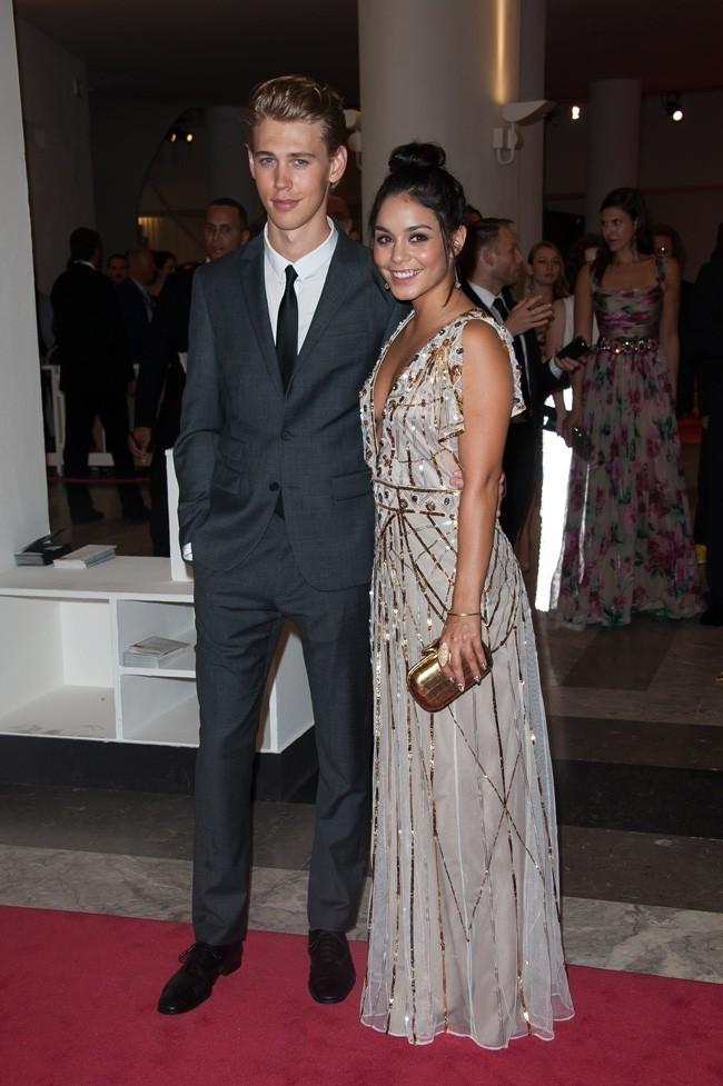 Vanessa Hudgens et Austin Butler le 5 Septembre 2012 à Venise