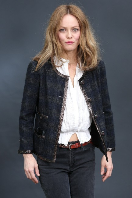 Vanessa Paradis est une des ambassadrices Chanel