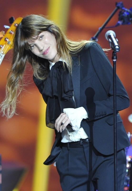 Lou Doillon, Paris, 8 février 2013