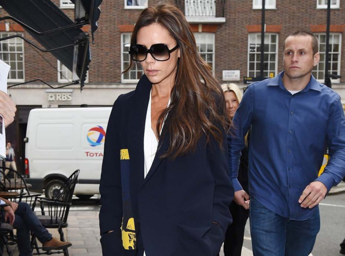 Victoria Beckham : apr�s New-York et les critiques, elle d�barque � Londres pour la Fashion Week !