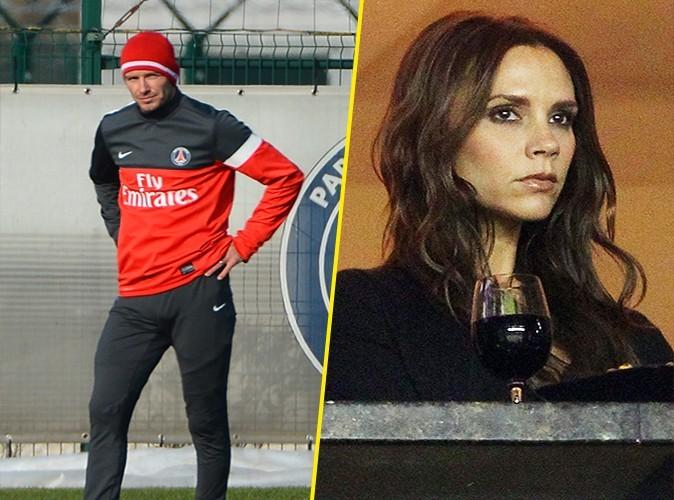Photos : Victoria Beckham : trouvera-t-elle sa place dans le clan parisien des femmes de footballeurs ?