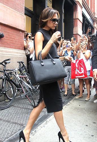 Victoria Beckham à New-York le 12 septembre 2013