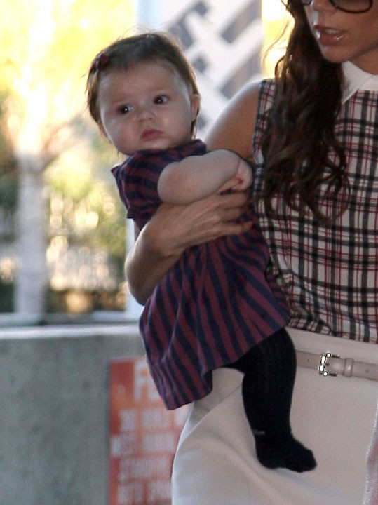 Un bébé déjà ultra-stylé !