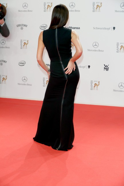 Victoria Beckham lors de la soirée des Bambi Awards à Berlin, le 14 novembre 2013.