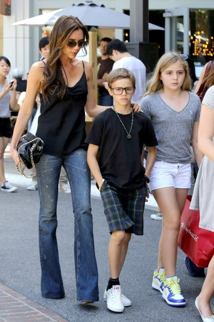 Victoria Beckham le 27 mai 2013 à Los Angeles