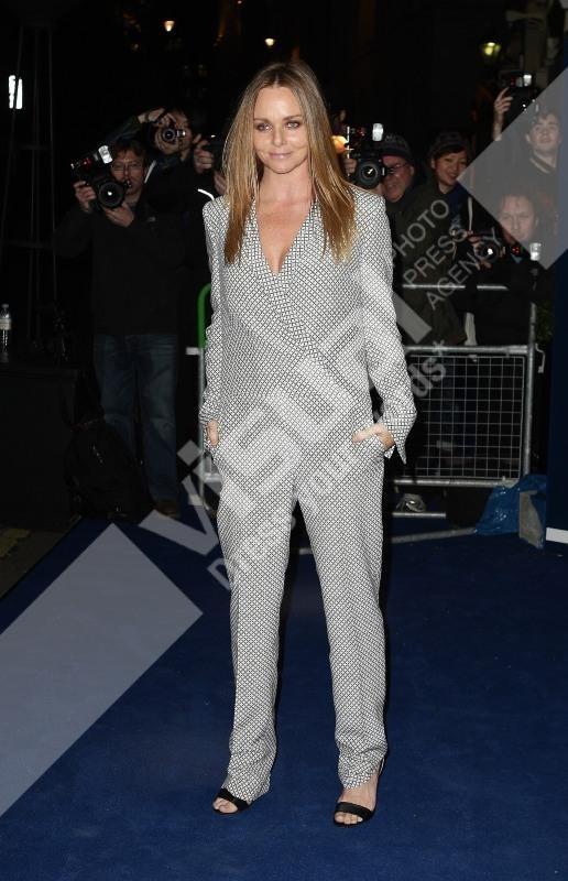 Stella McCartney lors de la soirée des British Fashion Awards à Londres, le 28 novembre 2011.