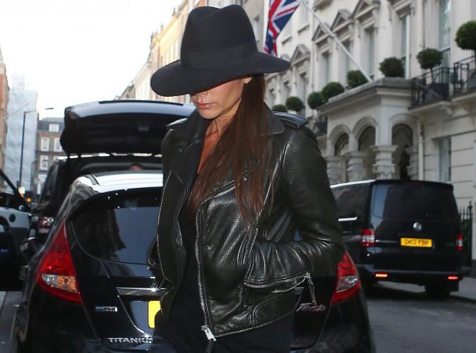 Victoria Beckham : le stress monte à deux jours de l'ouverture de sa première boutique !