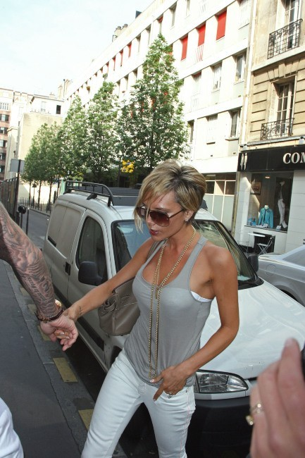 Victoria Beckham et Paris, une histoire d'amour à travers les années !