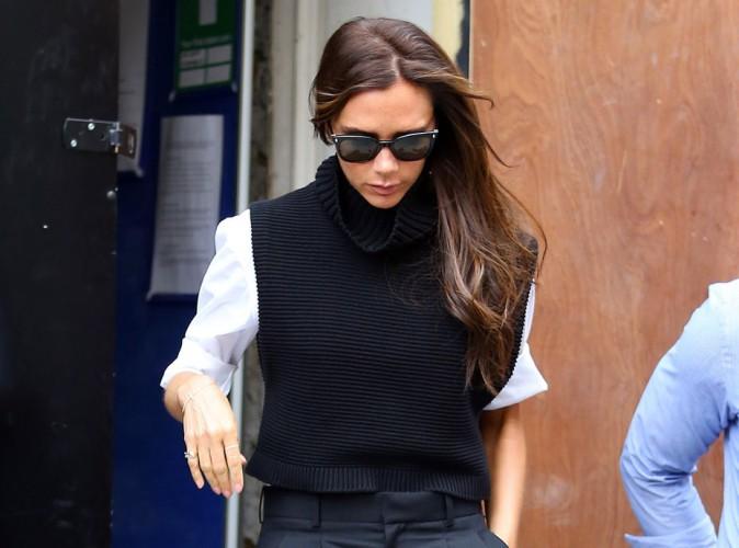 Photos : Victoria Beckham : retour au travail à Londres, la busy-girl s'affaire pour l'ouverture de sa boutique !